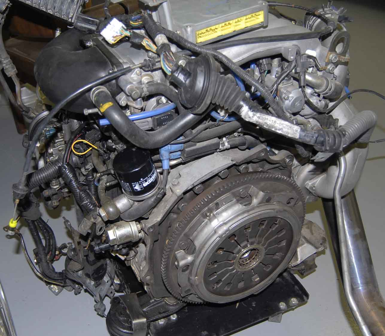 Rx7 Engine Is: Mazda Rotary Engines And Parts