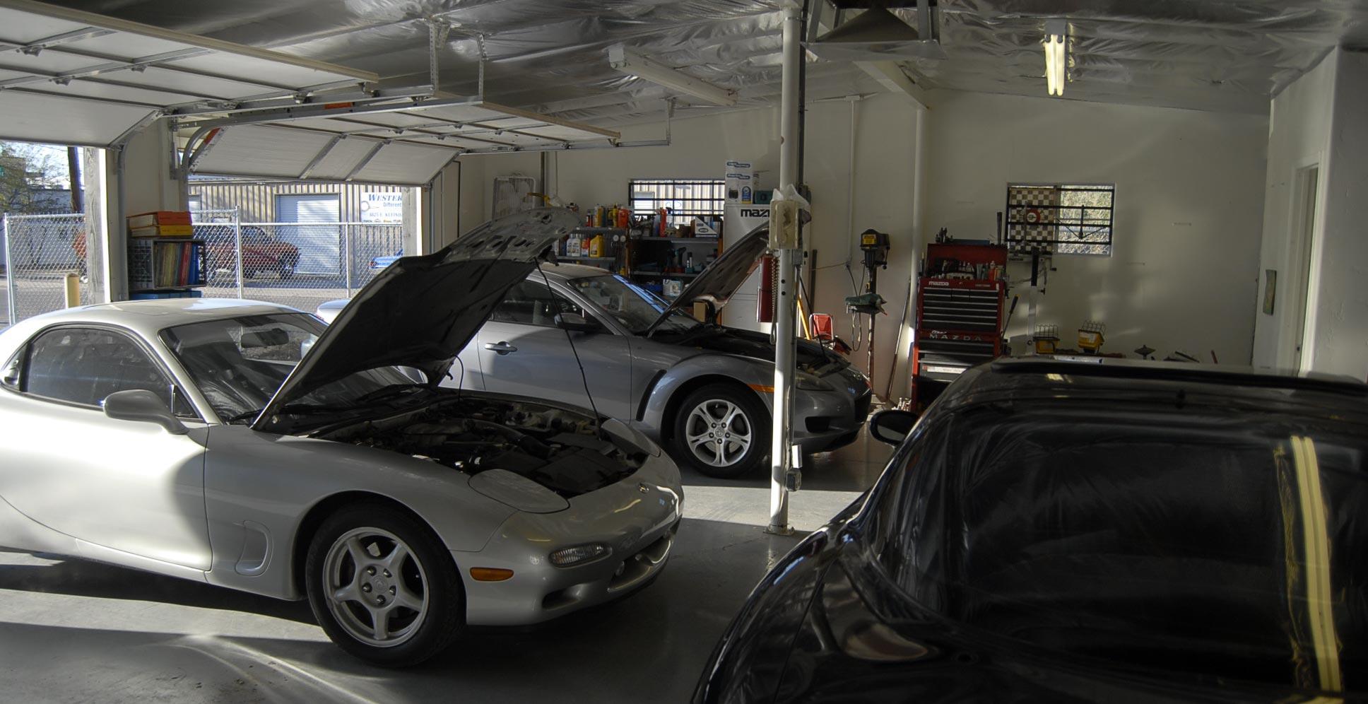 Rotary Response and Racing - Mazda RX7 Rotary parts and
